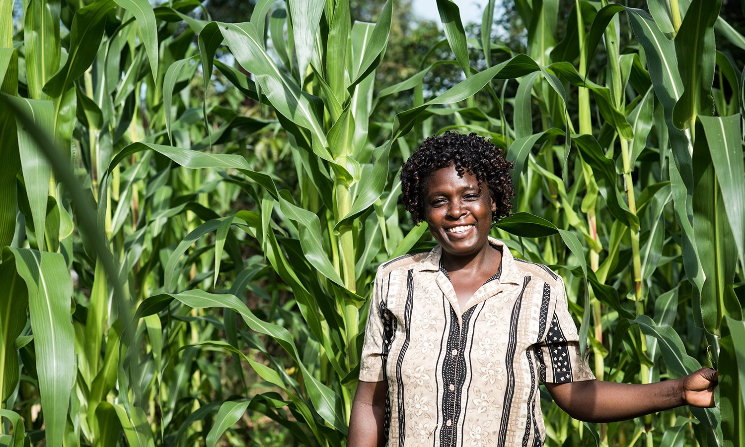 Jenifer Likhotio, One Acre Fund