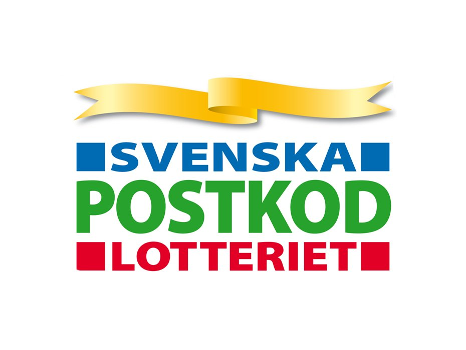 Swedish Postcode Lottery Logo